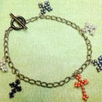 Mediaeval Charms Bracelet