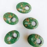 Stone donuts for Gorgeous Giorgio