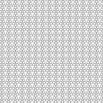 2-Drop Hubble Stitch Grid